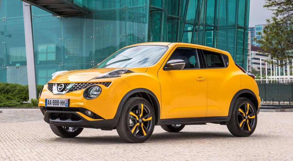 На фото: Nissan Juke