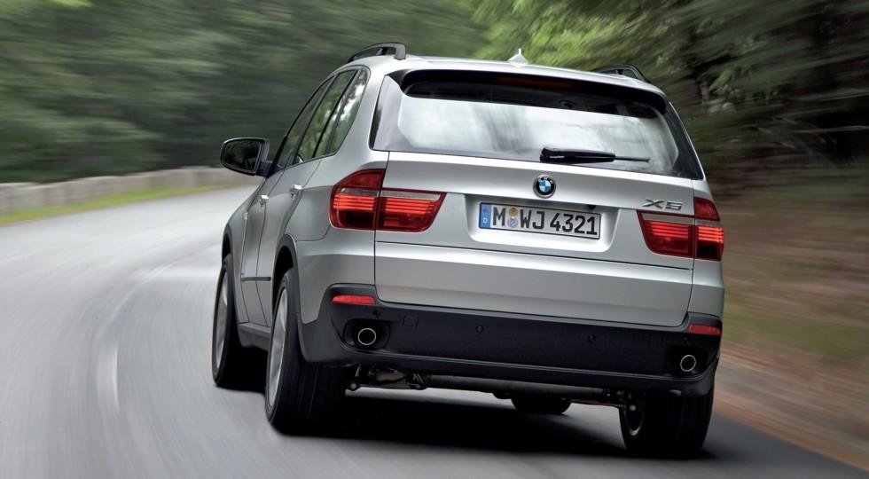 BMW X5 3.0d (E70) '2007–10