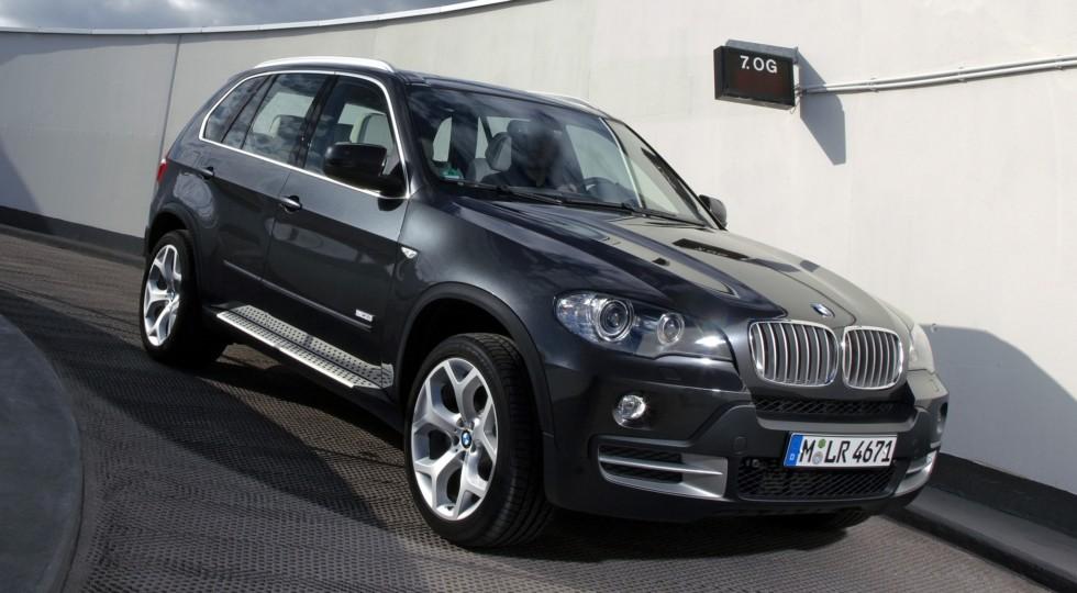"BMW X5 xDrive35d ""10 Year Edition"" (E70) '2009"