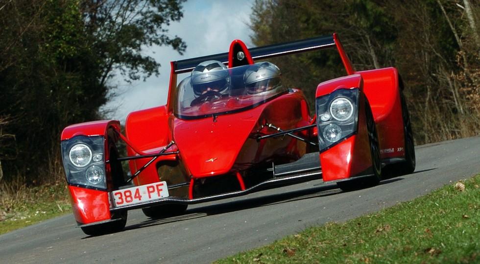 Суперкары в деталях: Caparo – Формула-1 для дорог общего пользования