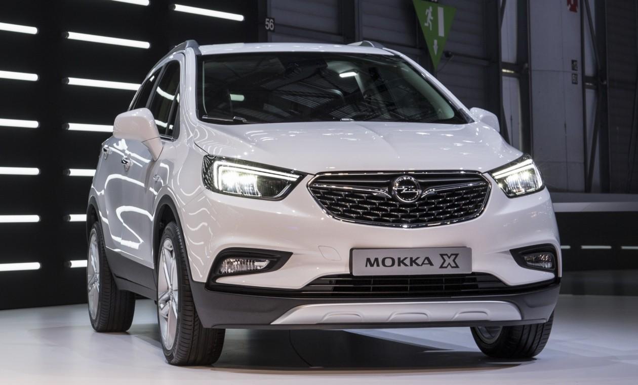 30МайОбновлённый Opel Mokka стартует в Европе. Цена известна