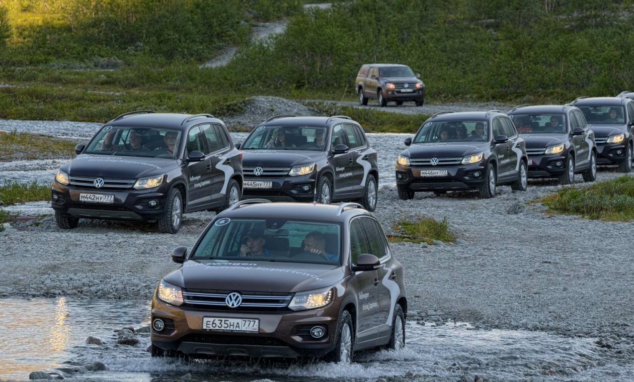 Подушки безопасности заставили отозвать VW  Tiguan и Ауди  Q5