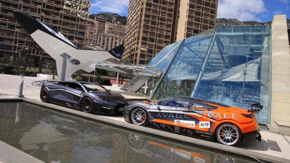 Суперкары в деталях: Savage Rivale – дорожные яхты с голландских судоверфей