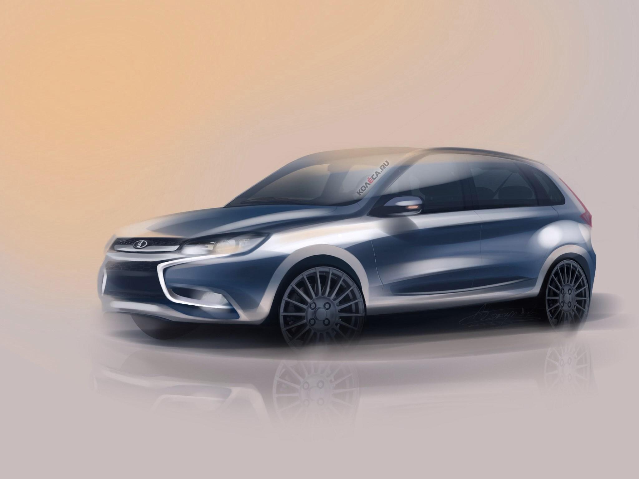 НаМосковском Международном автомобильном салоне АвтоВАЗ может представить два концепта