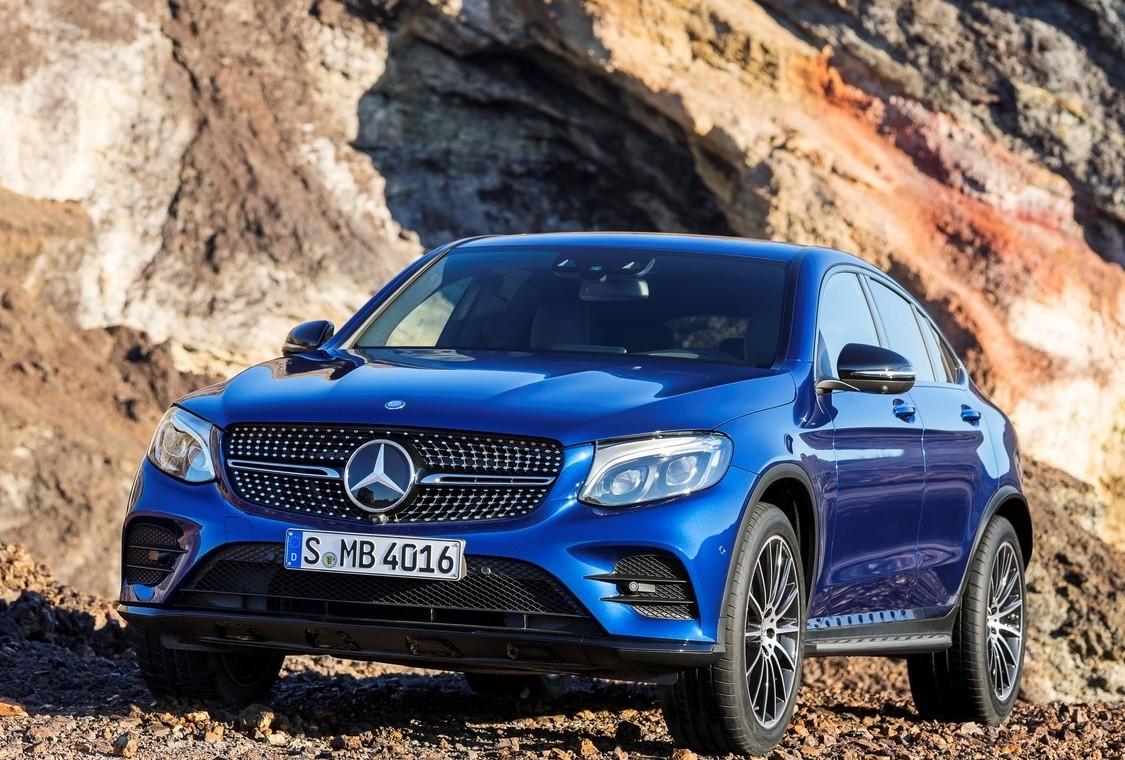 18ИюнЕвропе бой объявлена цена кросс-купе Mercedes Benz GLC в Германии