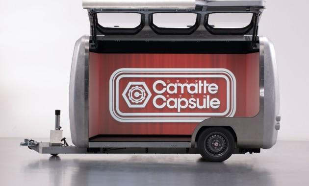 Toyota представила концепт трейлера с цифровой кастомизацией