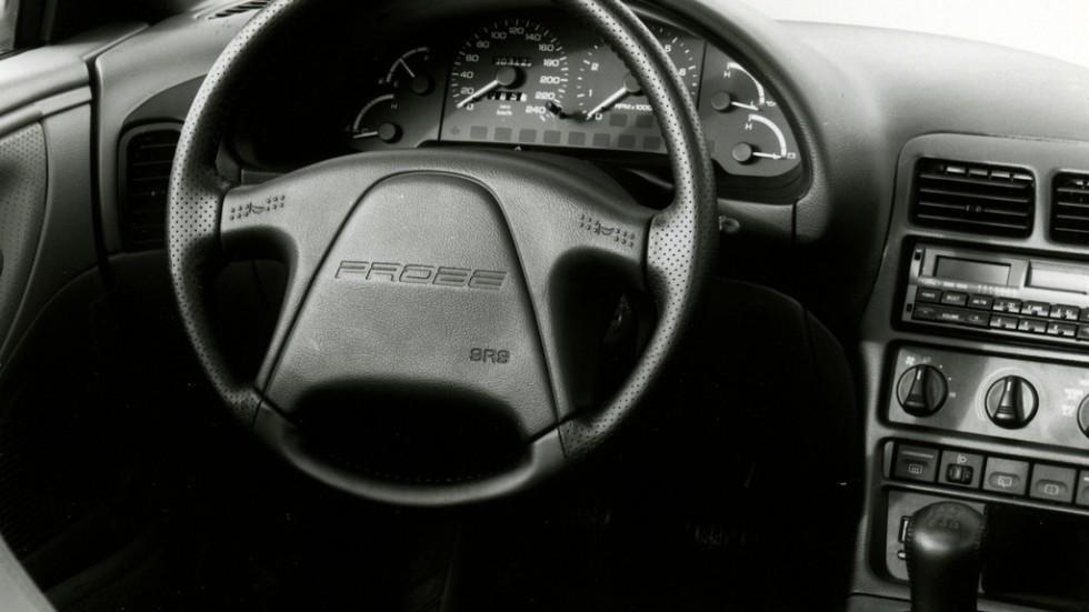 22Торпедо Ford Probe EU-spec (GE) '1992–97