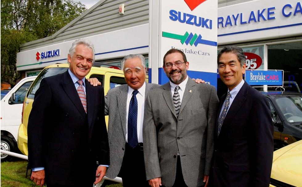 Глава Suzuki покидает свой пост из-за скандала с фальсификацией данных