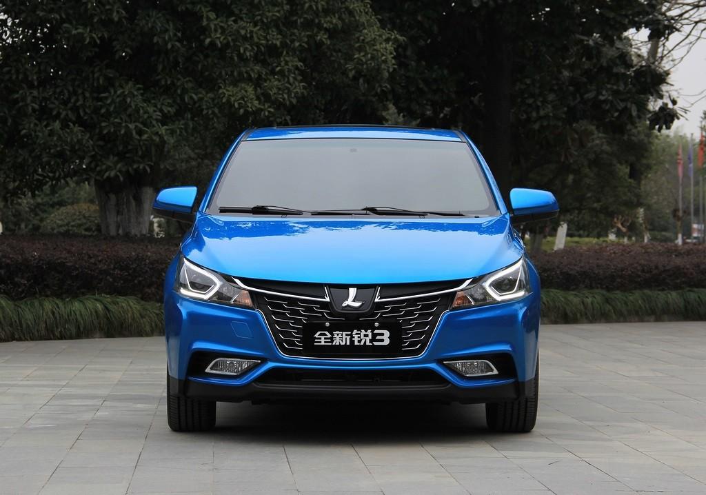 Седан Luxgen 3 готовится вначале осени выйти на рынок КНР
