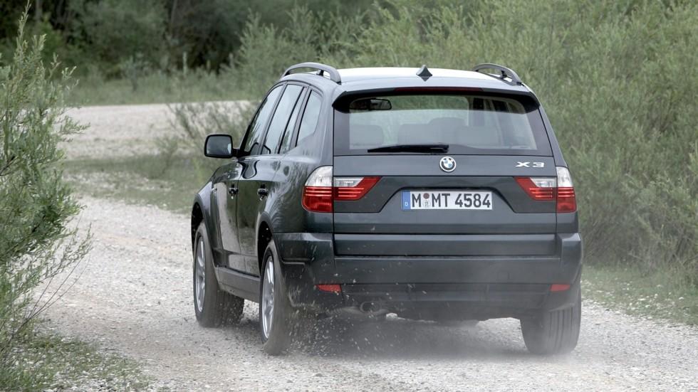 BMW X3 2.0d (E83) '2007–10жжж