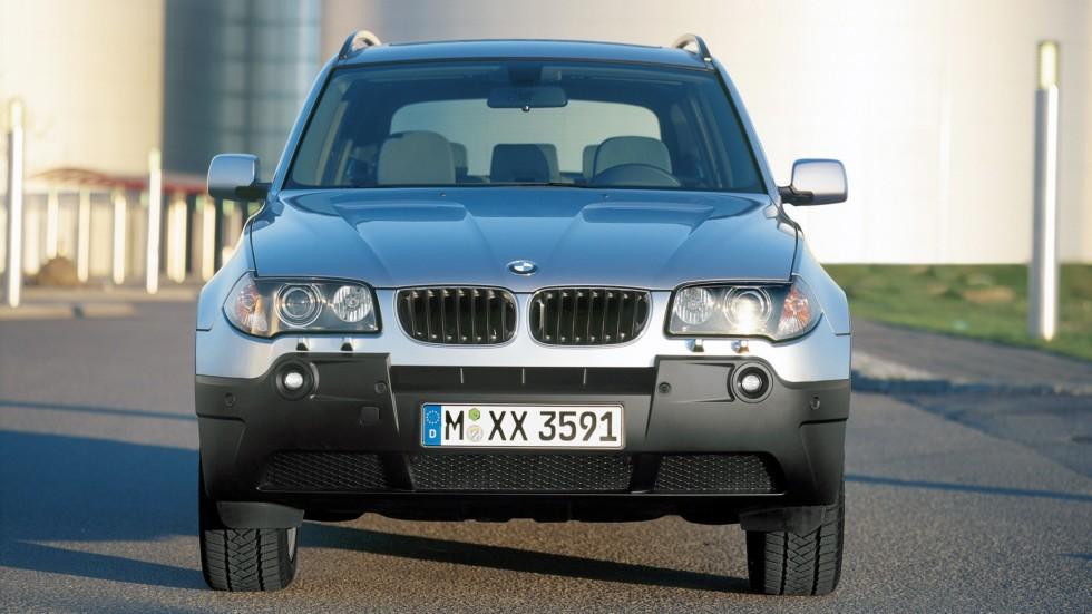 BMW X3 3.0i (E83) '2003–06ссс