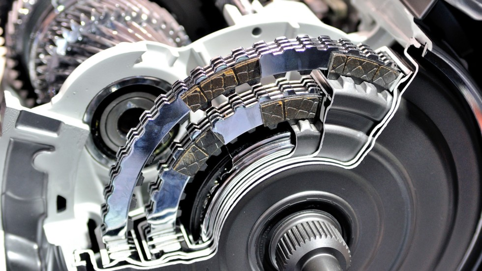Automatic transmission.