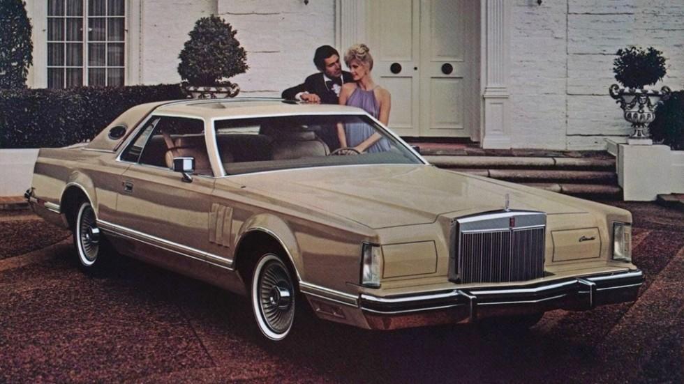 Lincoln Continental Mark V '1977–79