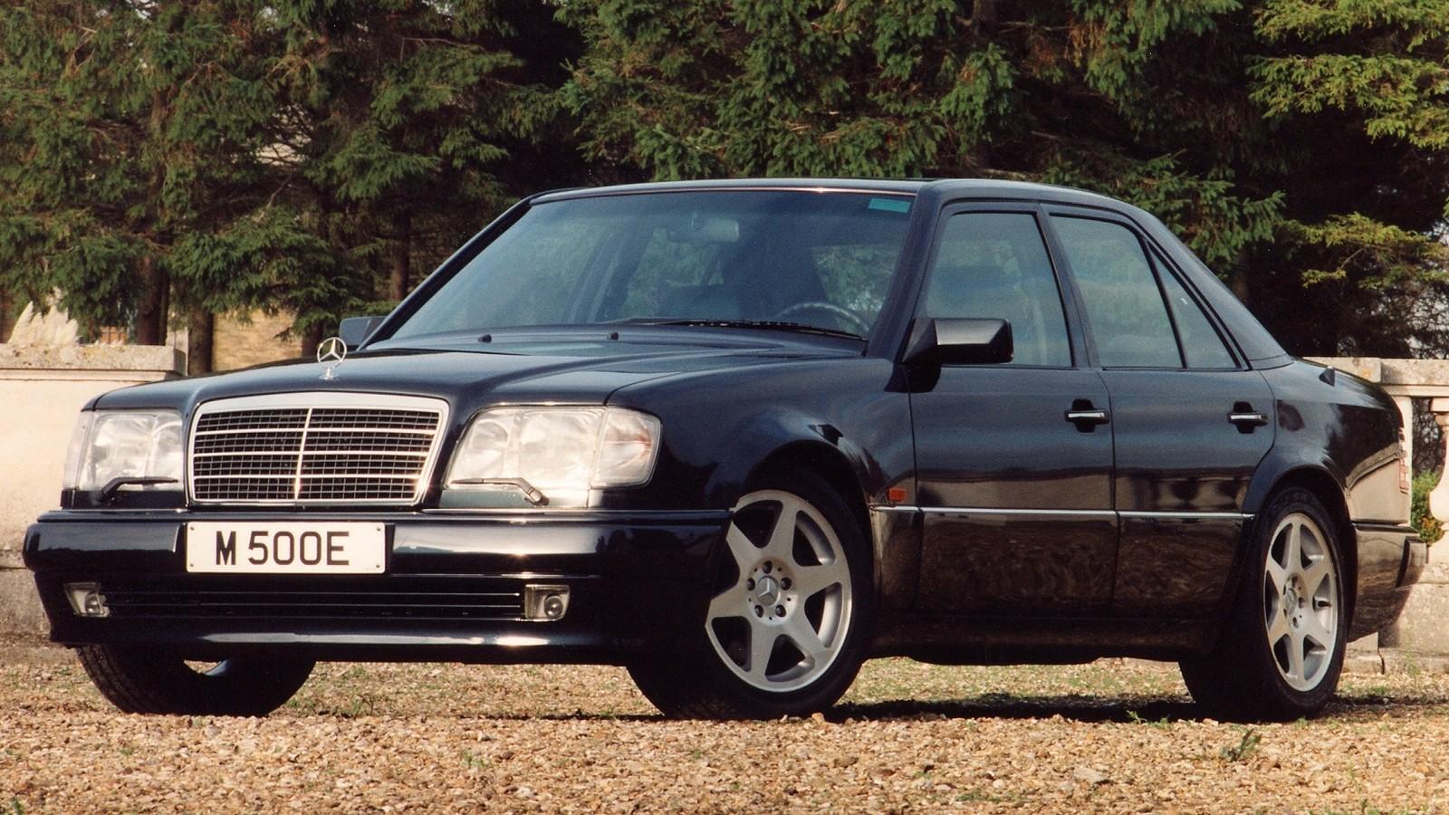 Mercedes benz e500 w124 for How do you spell mercedes benz