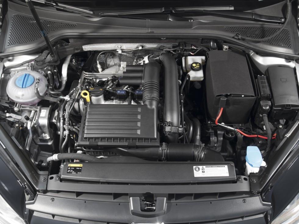 Под капотом Volkswagen Golf TSI 3-door Worldwide '2012–н.в.