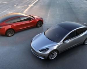 Tesla Model 3 ����� ������ �����������