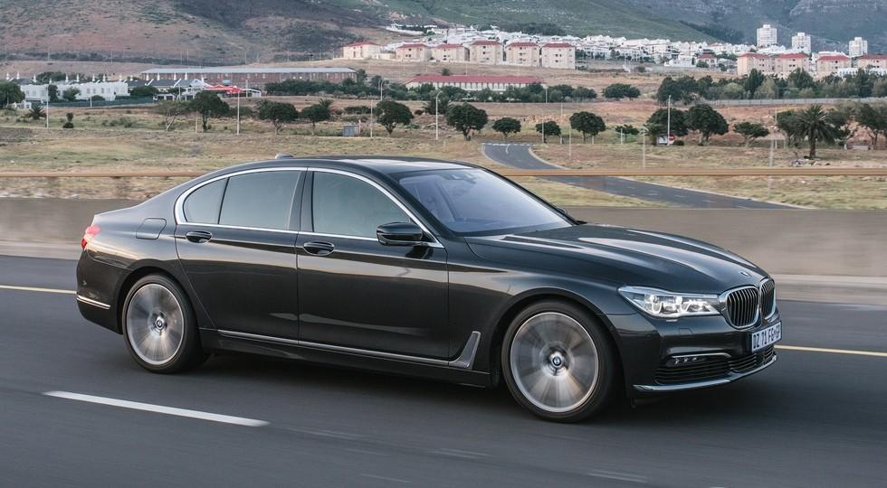 БМВ выведет нарынок три новых модификации флагманских авто