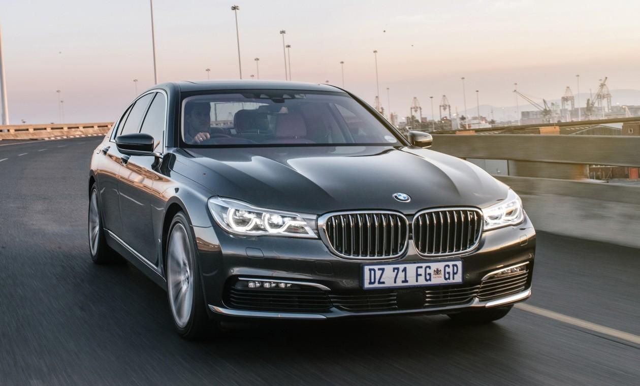 02ИюнРублёвые цены новой базы BMW 7 Series и версии с мощнейшим дизелем