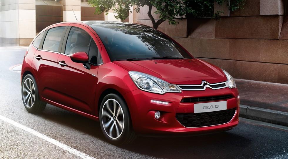 Премьеру хэтчбека C3 обновленного поколения анонсировал Citroën