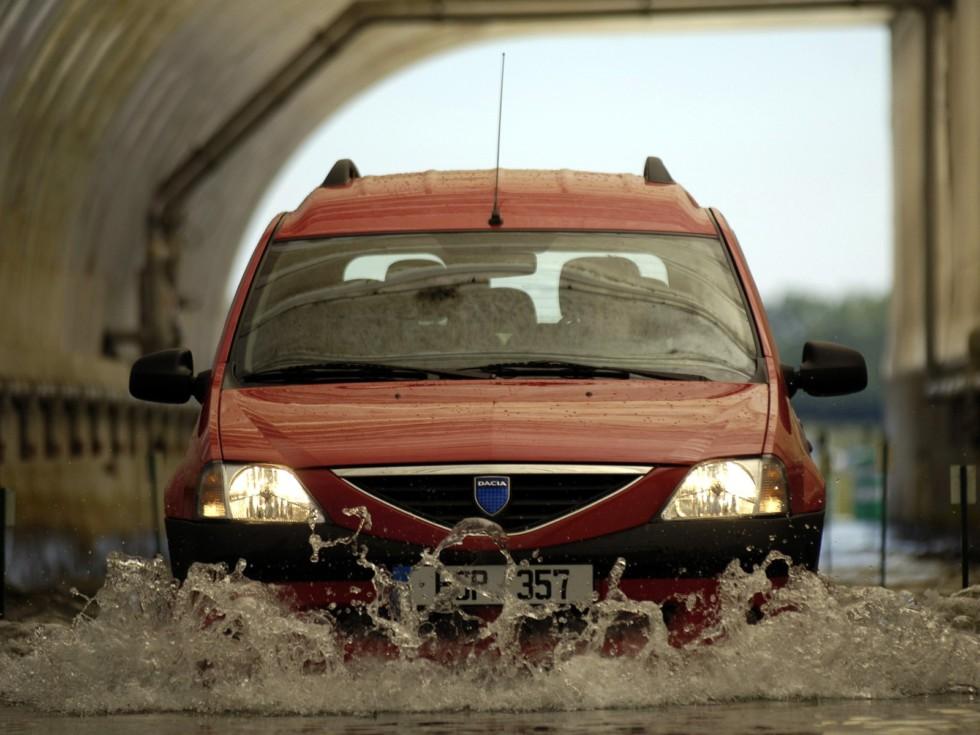 На фото: Dacia Logan MCV