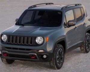 ������� ������� �������� ������ Jeep Renegade