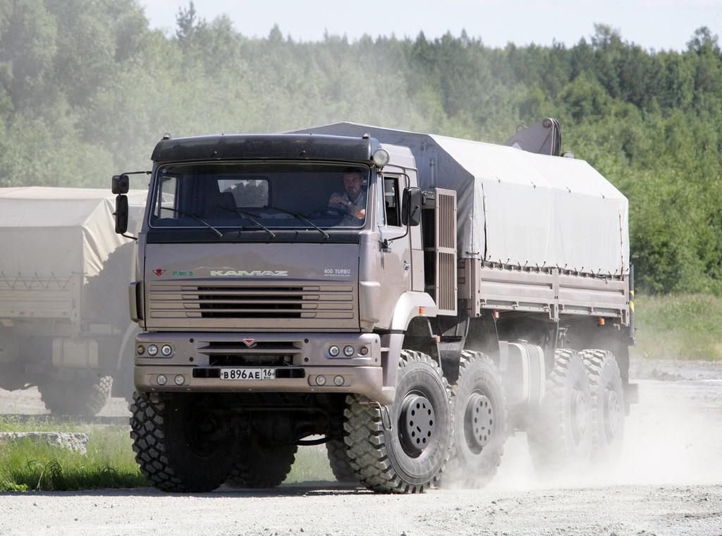 13Июн Продажи новых грузовых автомобилей в России растут несмотря ни на что