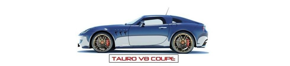 Суперкары в деталях: Tauro – бешеный испанский бык