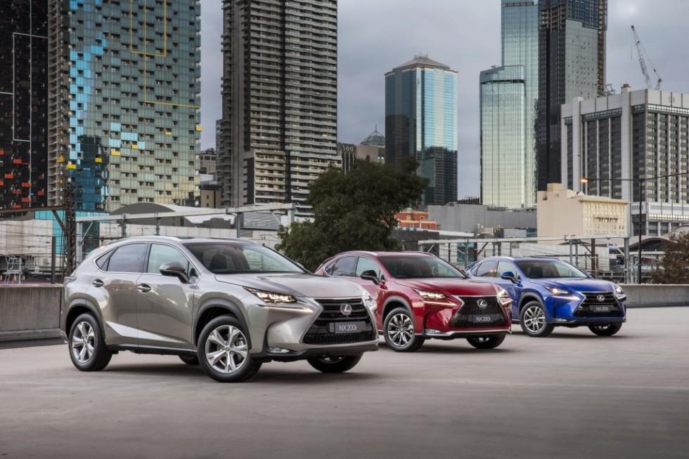 В Lexus похвастались рекордными продажами на российском рынке