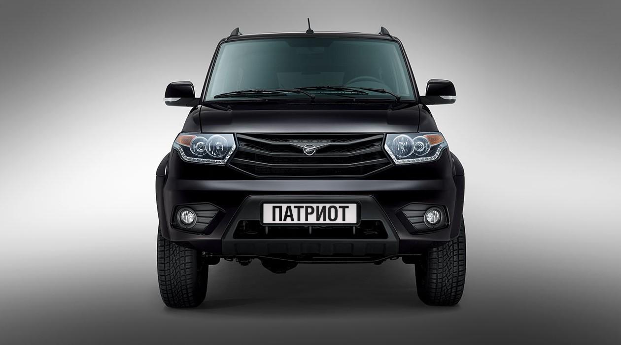Модернизированный УАЗ Патриот появится нарынке осенью