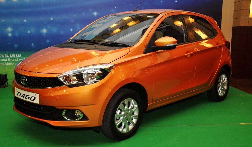 Новый хэтчбек Tata Tiago напротяжении месяца собрал неменее 20 тысяч заказов
