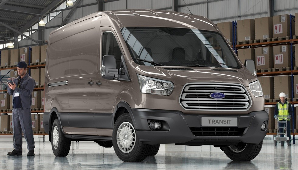 Ford одобрил 50 заявок на получение статуса Transit-центра