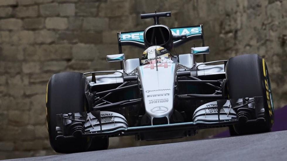 В этом году с «золотыми дублями» у Mercedes дела обстоят не так хорошо