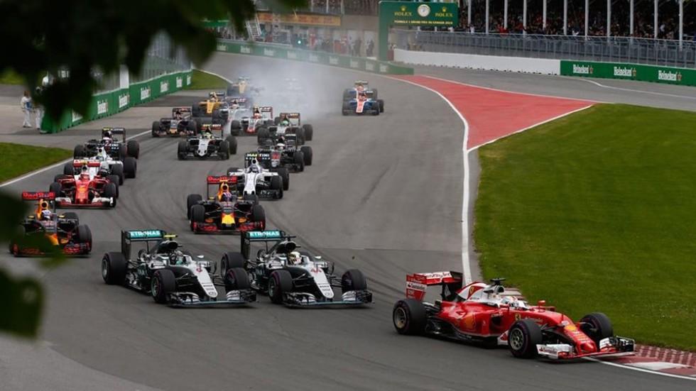 Главной бедой Mercedes в 2016 году стали провальные старты в гонках