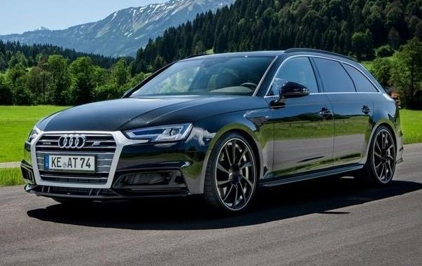 ABT Sportsline подготовило новую тюнинг-программу для Audi A4