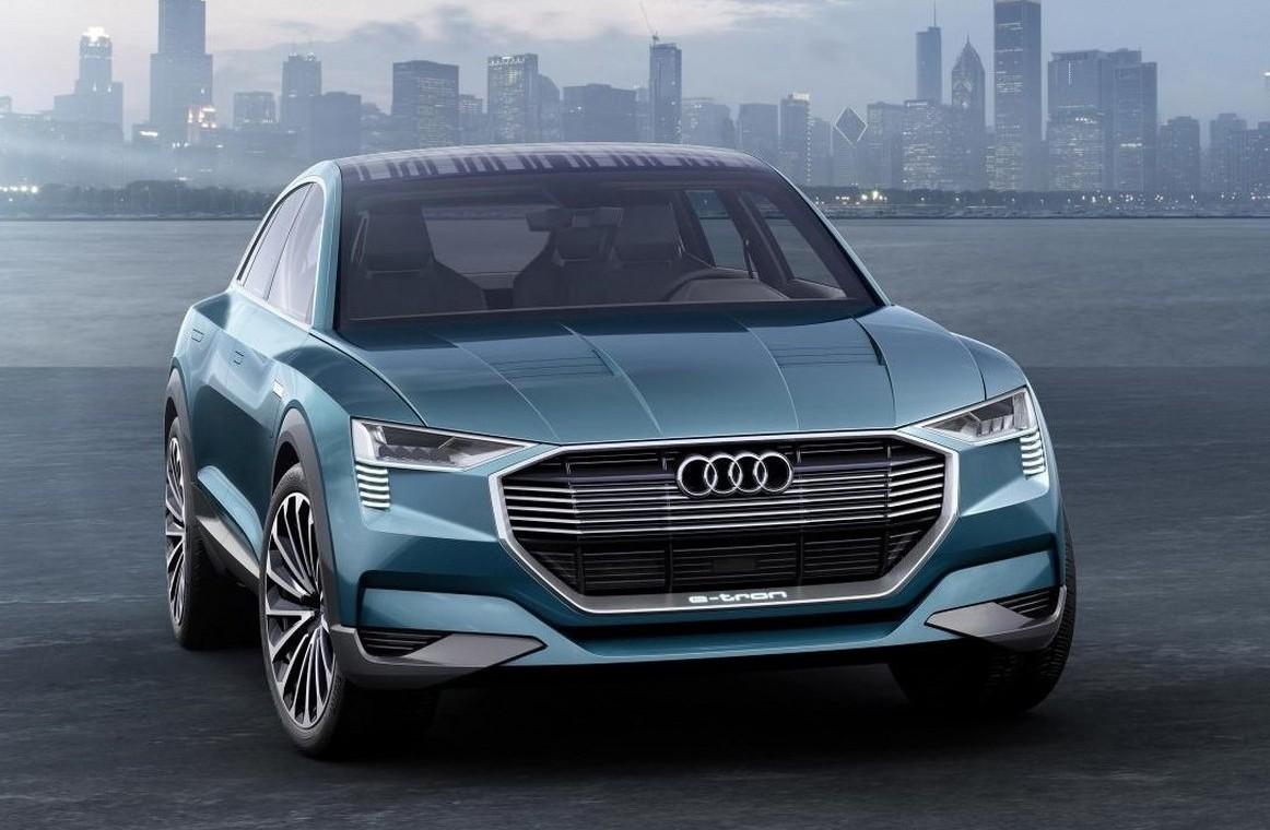 24ИюлОфициально Audi выпустит три электромобиля до 2020 года