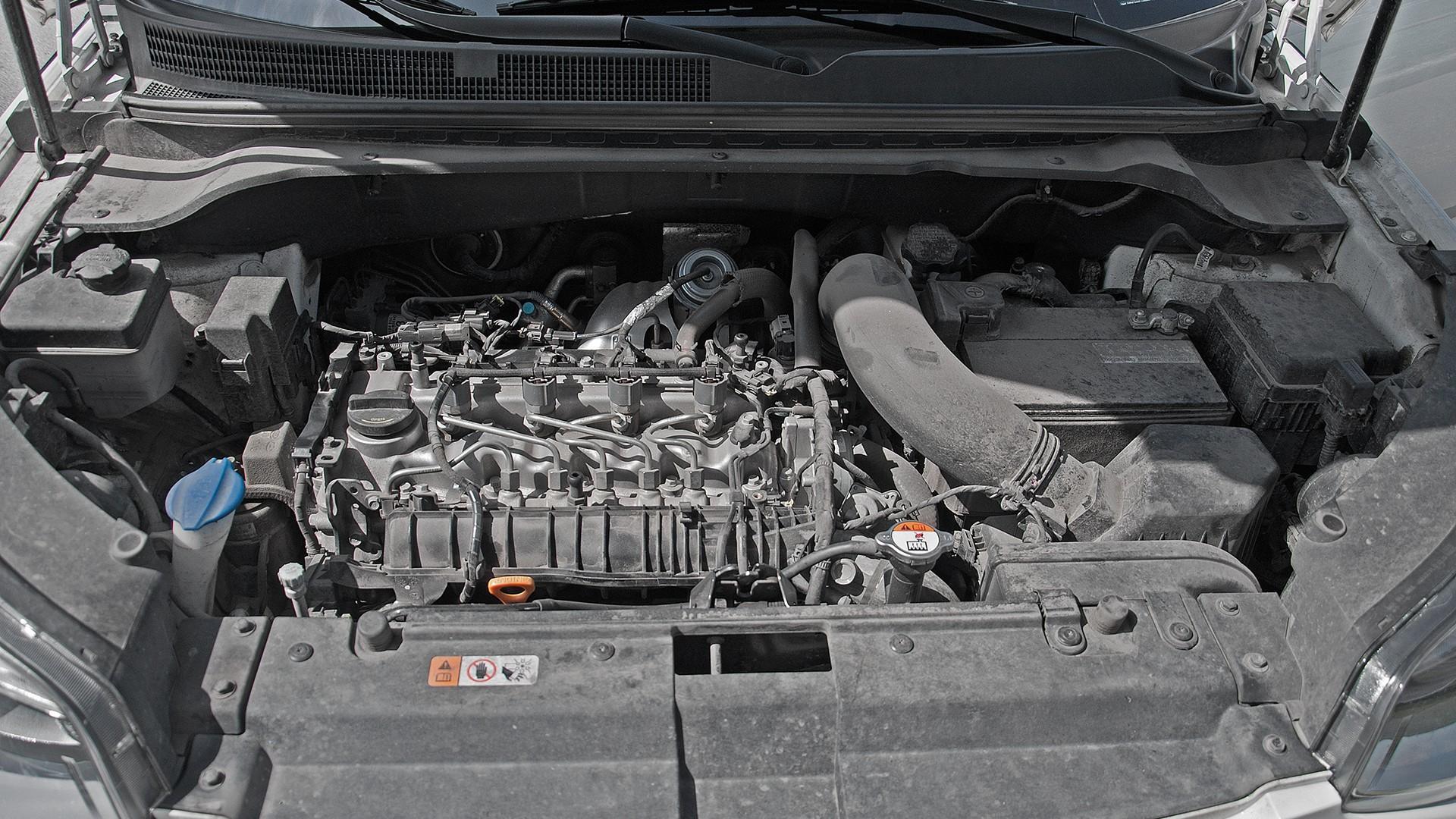 сколько масла в двигателе киа соул дизель