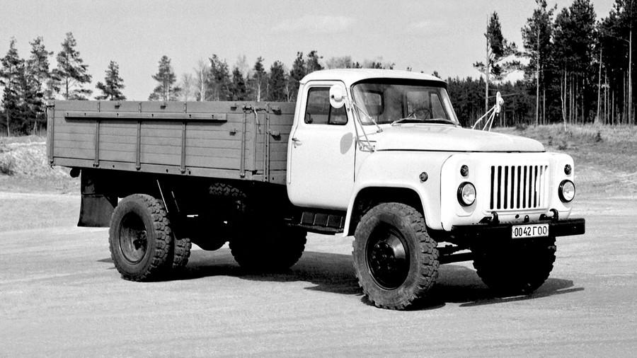 ГАЗ 53-12 '1983–92