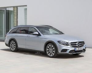 ������ ����������� ������ Mercedes-Benz E-������ All Terrain
