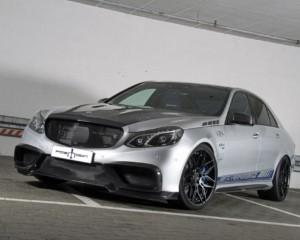 �������� ������� �����: ����� ������ Mercedes-Benz E63 AMG �� Posaidon