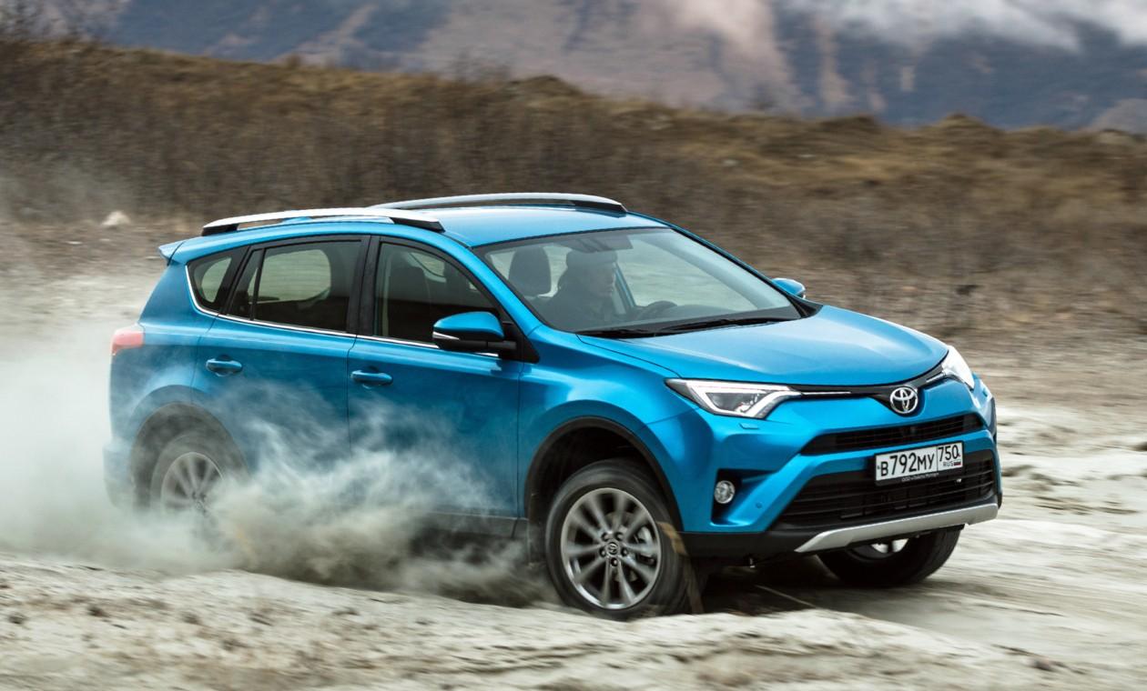 10ИюлДоля рынка Toyota в России достигла рекордных показателей