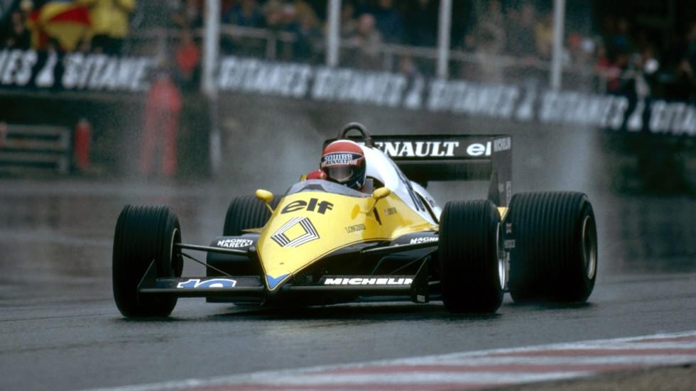 На фото: Renault RE40 '1983