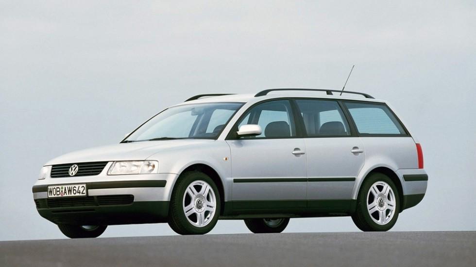 На фото: Volkswagen Passat Variant (B5) '1997–2000л