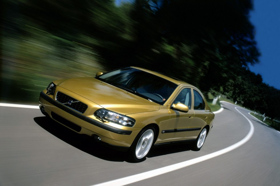 Volvo S60 Worldwide '2000–04