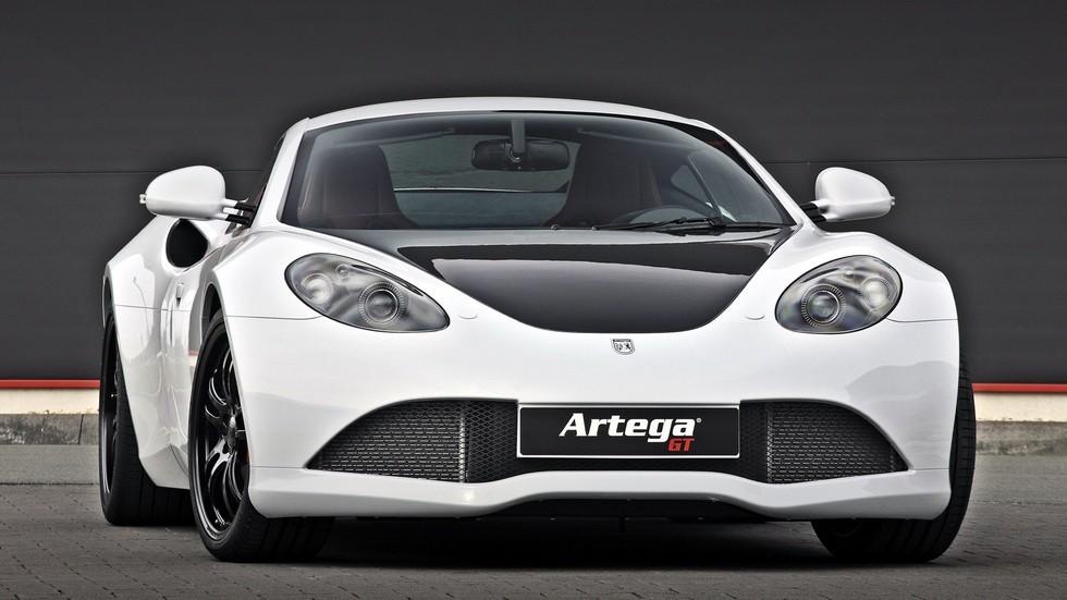 На фото: Artega GT 2011–12