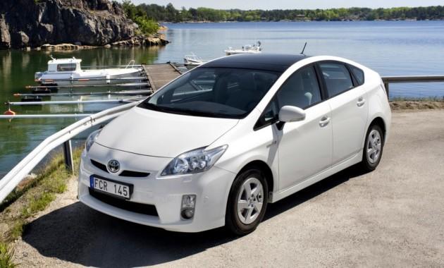 Toyota Prius, Prius PHV и Lexus CT200h отзывают в Южной Корее