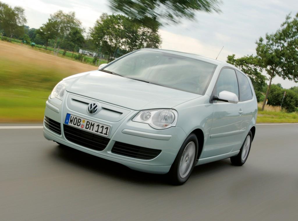 VW планирует в 2017 представить новую модель Polo