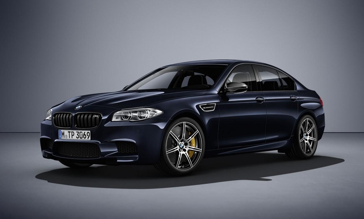 «Баварцы» представили BMW M5 Competition Edition