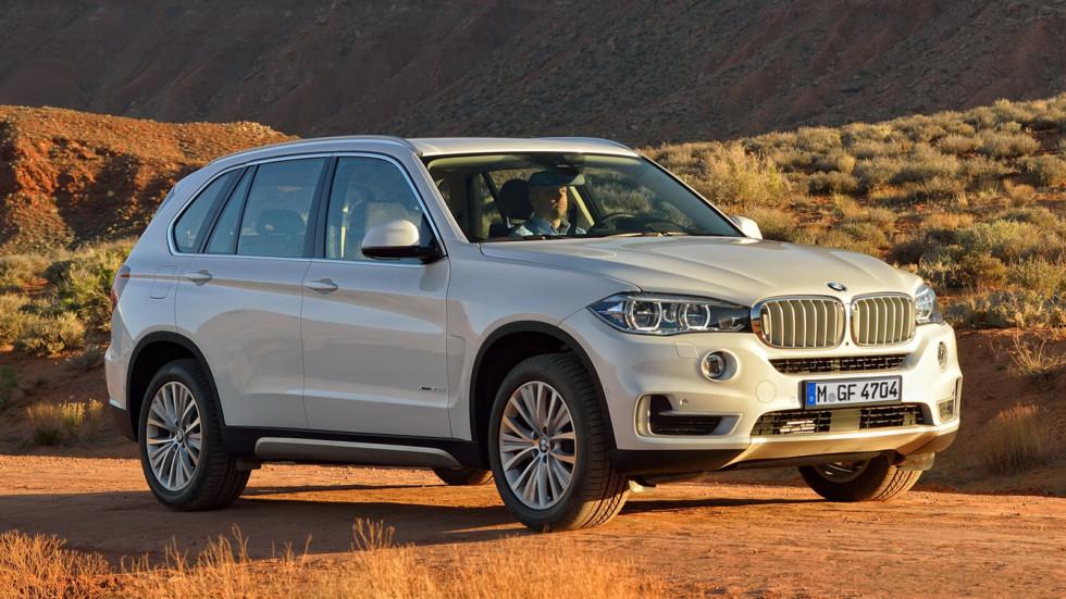 На фото: BMW X5