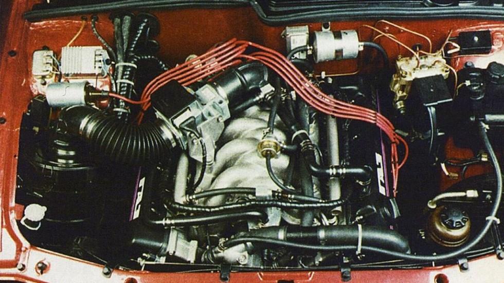 Двигатель ГАЗ-3105: V8, 3,4 л, 170 л.с.
