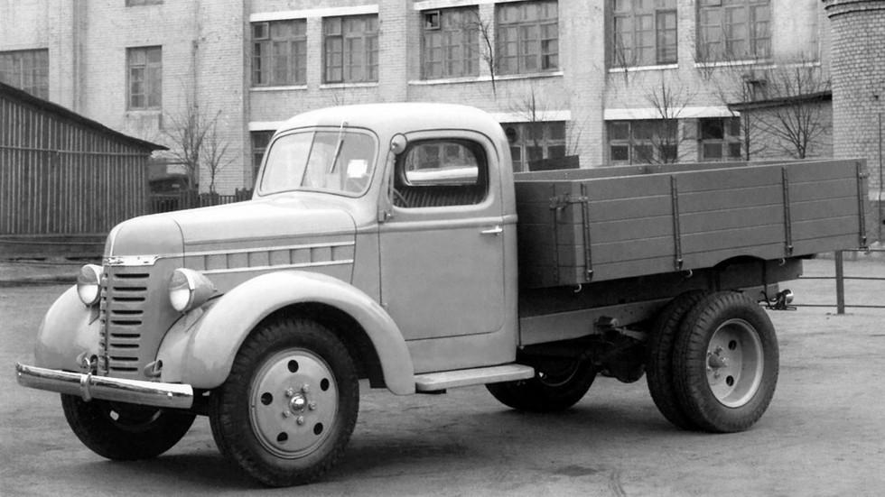 На фото: ГАЗ 51 Опытный '1939